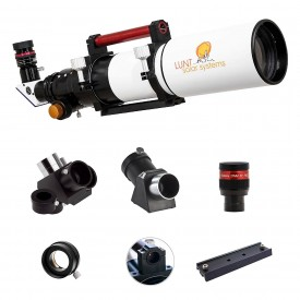 Lunt 100mm APO Universal Day & Nigth Use Modular Telescope (Starter Package)